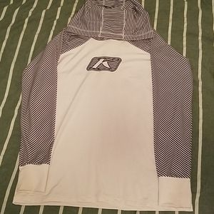 Klim technical hoodie - snowmobiling company